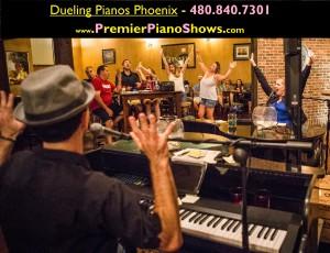 dueling pianos arizona Premier Piano Shows