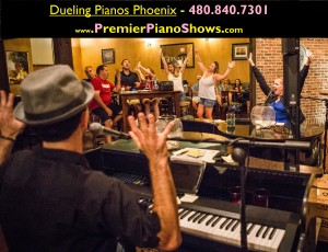 dueling pianos arizona Premier Piano Shows
