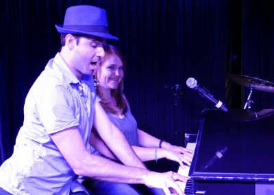 dueling pianos corporate orlando event